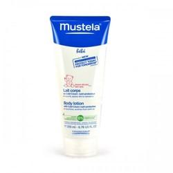 Mustela Bebe - Молочко защитное с кольд-кремом, 200 мл