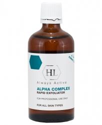 Holy Land Alpha Complex Multifruit System Rapid Exfoliator - Химический пилинг 100 мл