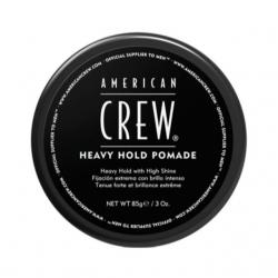 American Crew Heavy Hold Pomade - Помада сильной фиксации, 85 г