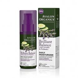 Avalon Organics Daily Moisturizer - Дневной увлажняющий крем, 57 мл