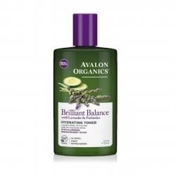 Avalon Organics Hydrating Toner - Увлажняющий тоник, 207 мл