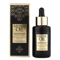L'Oreal Mythic Oil Serum de Force - Укрепляющая сыворотка для волос и кожи головы 50 мл