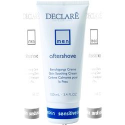 Declare After Shave Soothing Cream - Успокаивающий крем после бритья, 100 мл