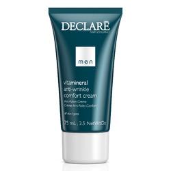 Declare Anti-Wrinkle Comfort Cream - Крем-комфорт против морщин для мужчин, 75 мл