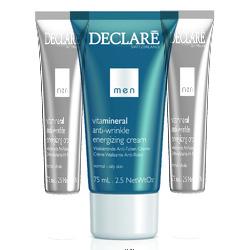 Declare Anti-Wrinkle Energizing Cream - Тонизирующий крем против морщин для мужчин, 75 мл