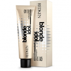 Redken Blonde Idol High Lift T - Крем-краска, титаниум, 60 мл