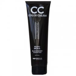Brelil CC Cream - Колорирующий крем Темно-коричневый, 150 мл