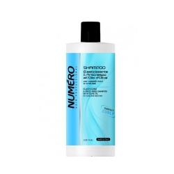 Brelil numero elasticizing shampoo - Шампунь для вьющихся волос с оливковым маслом 1000 мл