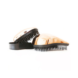 Dessata Hair Brush Mini Rose Gold - Расческа для волос, Розовое золото
