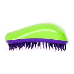 Dessata Hair Brush Original Green-Purple - Расческа для волос, Зеленый-Фиолетовый