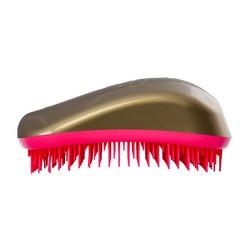 Dessata Hair Brush Original Old Gold-Fuchsia - Расческа для волос, Старое Золото-Фуксия
