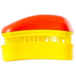 Dessata Hair Brush Mini Orange-Yellow - Расческа для волос, Оранжевый-Желтый