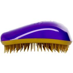 Dessata Hair Brush Original Purple-Gold - Расческа для волос, Фиолетовый-Золото