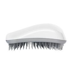 Dessata Hair Brush Original White-Silver - Расческа для волос, Белый-Серебро