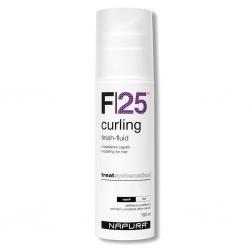 Napura Curling Finish Fluid - Флюид для вьющихся волос, 150 мл