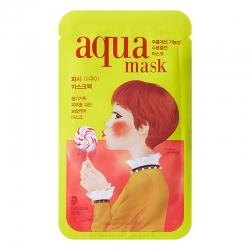 Fascy Frile Tina Aqua Mask - Тканевая маска для лица Ативозрастная 26 г