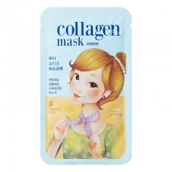 Fascy Scarf Tina Collagen Mask - Тканевая маска для лица 26 г
