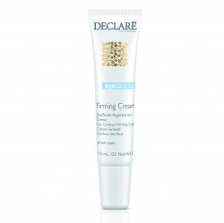 Declare Eye Contour Firming Cream - Подтягивающий крем для кожи вокруг глаз, 15 мл