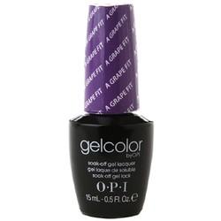 Opi GelColor A Grape Fit, - Гель-лак для ногтей, 15мл