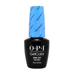 Opi GelColor The I's Have it! - Гель-лак для ногтей, 15мл