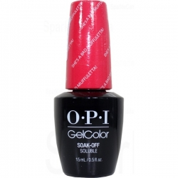 Opi GelColor Bad Muffaletta! - Гель-лак для ногтей, 15мл
