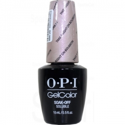 Opi GelColor Right on Bourbon - Гель-лак для ногтей, 15мл