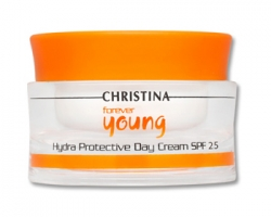 Christina Forever Young Hydra Protective Day Cream SPF25 - Дневной гидрозащитный крем с SPF25 150 мл