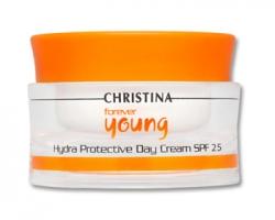 Christina Forever Young Hydra Protective Day Cream SPF25 - Дневной гидрозащитный крем с SPF25 150 мл