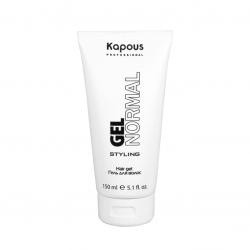 Kapous Professional Styling Hair Gel Normal - Гель для волос нормальной фиксации 150 мл