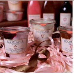 Egomania gel and body cream (cream) Pistachios - Гель и Крем для тела (Мороженое) Фисташки 290 мл