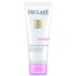 Declare Gentle Cream Shower Gel - Деликатный крем-гель для душа, 200 мл