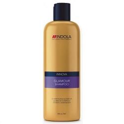 "Indola Glamorous Oil Shampo -  Шампунь ""Чарующее сияние"", 1000 мл"