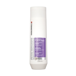Goldwell Dualsenses Blondes and Highlights Anti-Brassiness Shampoo – Шампунь против желтизны 250 мл