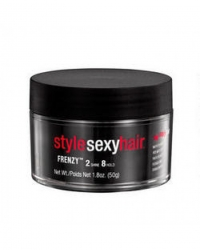 Sexy Hair Frenzy Bulked Up Texture Compound - Крем текстурный для объёма, 50 г