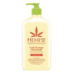 Hempz Herbal Body Moisturizer  Goji Orange Lemonade - Молочко для тела Годжи Апельсиновый Лимонад, 500 мл