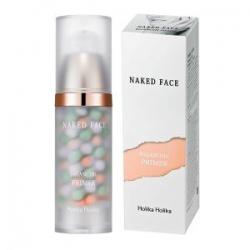 Holika Holika Naked Face Balancing Primer - Многофункциональный праймер под макияж, 35 г