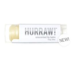 Hurraw Unscented Lip Balm - Бальзам для губ, 4.3мл