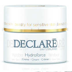 Declare Hydroforce Cream - Увлажняющий крем с витамином Е для нормальной кожи, 50 мл