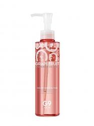Berrisom G9SKIN Grapefruit Vita Bubble Oil Foam - Пенка для умывания с экстрактом грейпрфрута 210 мл