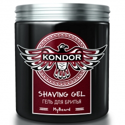 Kondor My Beard Gel - Гель для бритья, 750 мл
