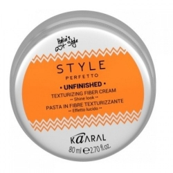Kaaral Style Perfetto - Волокнистая паста для текстурирования волос, 80 мл