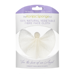 The Konjac Sponge Company Angel Cloth спонж для лица и тела