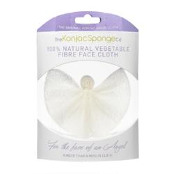 The Konjac Sponge Company Angel Cloth спонж для лица и тела