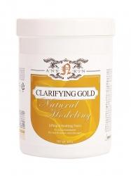 Anskin Natural Clarifying Gold Modeling Mask - Маска альгинатная лифтинг-эффект в банке, 700 мл