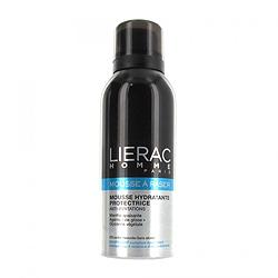 Lierac Homme Mousse De Rasage Mousse Hydratante Anti-Irritations - Мусс для бритья увлажняющий, препятствует раздражению кожи 150 мл