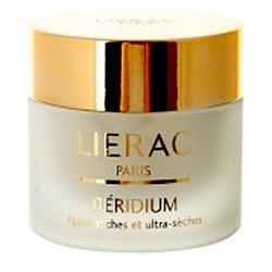 Lierac Deridium Creme Nutritive Anti-vieillissement - Деридиум Крем против  морщин для сухой  и очень сухой кожи 50 мл