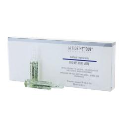 La Biosthetique Regenerante Ergines Plus Vital - Сыворотка питательная для укрепления волос, 10*10 мл