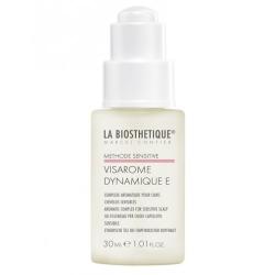 La Biosthetique Sensitive Visarome Dynamique E - Аромакомплекс для чувствительной кожи головы, 30 мл