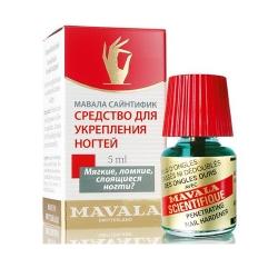 Mavala Scientifique - Средство для укрепления ногтей Сайнтифик (научный подход) 5 мл