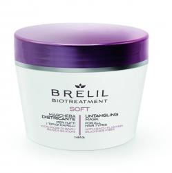 Brelil Bio Traitement Soft - Маска для непослушных волос 1000 мл